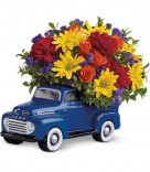 Ford Pick-Up Bouquet
